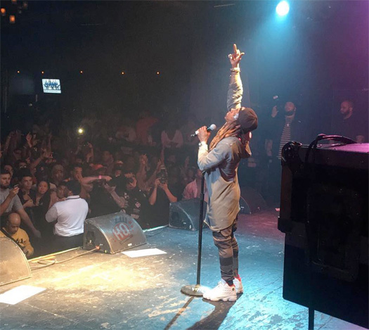 Lil Wayne Performs Im The One, No Problem & More Live At Jas Prince Birthday Bash In Houston