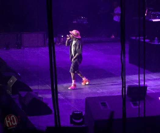 Lil Wayne Performs Live At The 2015 Big Show At The Joe Concert In Detroit