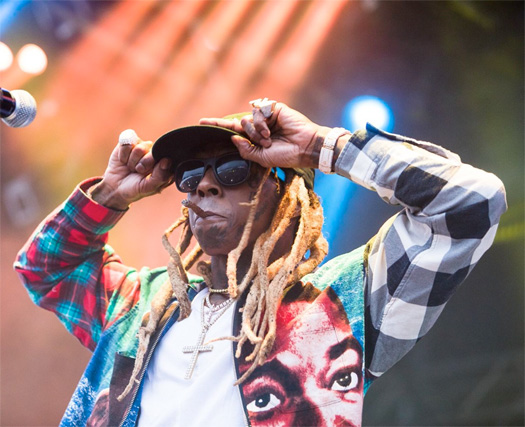 Lil Wayne Performs Live At 2018 Cannabis Cup Show In Michigan, Confirms Tha Carter 5 Is Now Free & Not To Worry About It