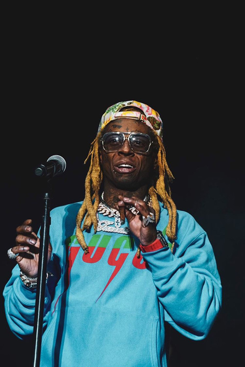Lil Wayne Performs Drop The World, Dont Cry, Cant Be Broken, Mona Lisa & More At Soundset 2019