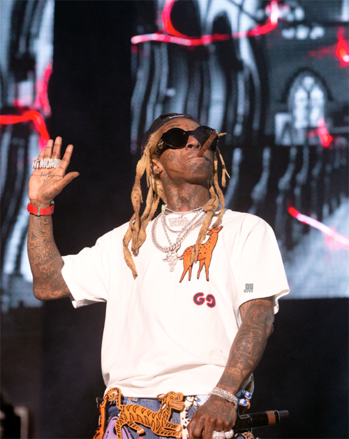 Lil Wayne Performs Live At His 5th Annual Lil Weezyana Fest In New Orleans