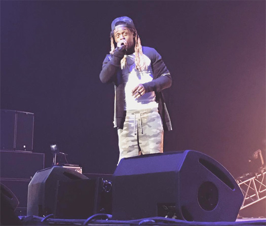 Lil Wayne Performs Live At The 2016 Beat Bash In Houston, Brings Out Bun B