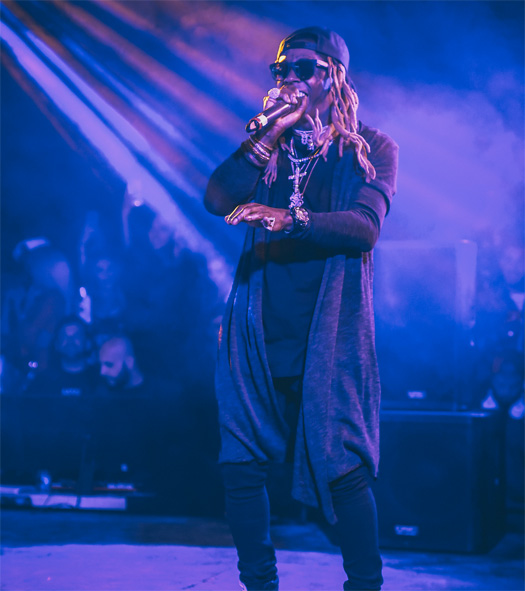 Lil Wayne Headlines Diddy, Christian & Justin Combs Combsfest At 2018 Coachella