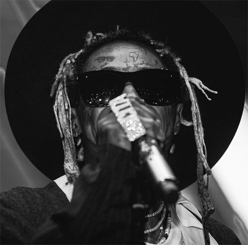 Lil Wayne Performs Live At Delano Beach Club In Miami During Big Game Weekend