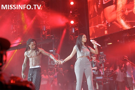 Lil Wayne Performs Live At Hot 97 2014 Summer Jam In New Jersey