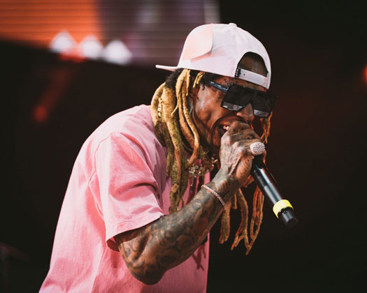 Lil Wayne Performs Live At Hot 97 2018 Summer Jam Festival - Pictures