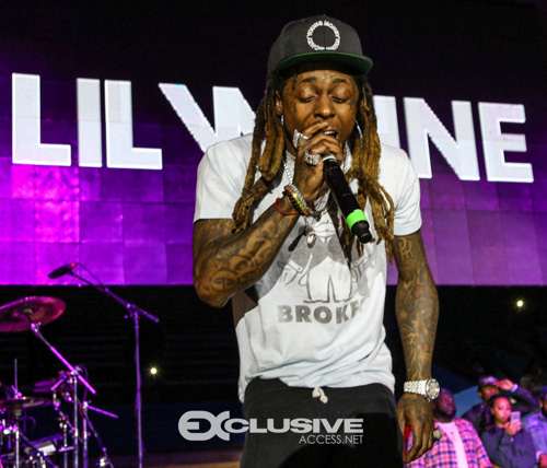 Lil Wayne Headlines The JSU 2017 Homecoming Show In Jackson Mississippi