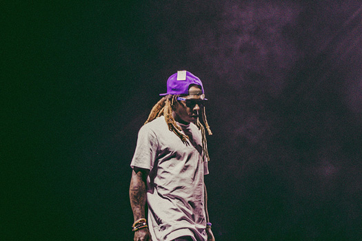 Lil Wayne Performs No Problem Live At Old Dominion University In Norfolk Virginia
