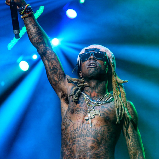 Lil Wayne Performs Lollipop Live At V103 2016 Winterfest Show In Atlanta