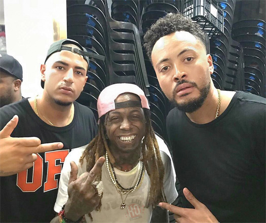 Lil Wayne Performs Lollipop, Mrs Officer & More Live At Shoko In Barcelona Spain