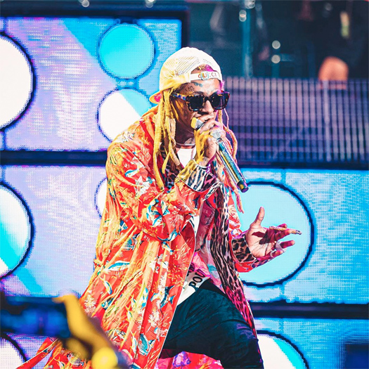 Lil Wayne Performs His Old Town Road Remix Live For The Very First Time