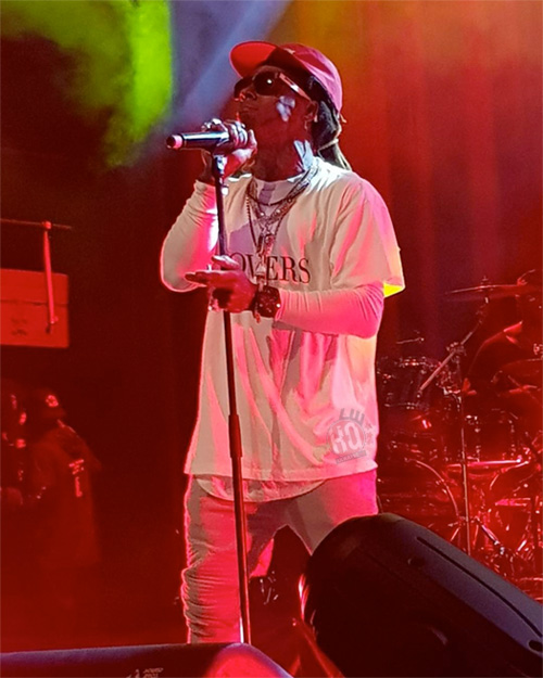 Lil Wayne Performs Rollin, Believe Me, Im The One, Im Me & More Live In Cologne Germany