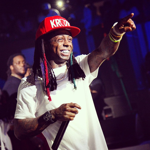 Lil Wayne Performs Shit, Coco & More Live At Nightown Nightclub In Destin