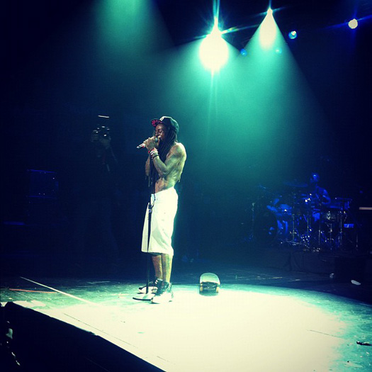 Lil Wayne Performs At SXSW In Austin