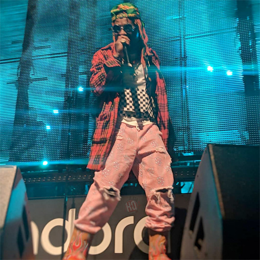 Lil Wayne Performs Uproar, POMS & More Songs Live At 2019 CES In Vegas