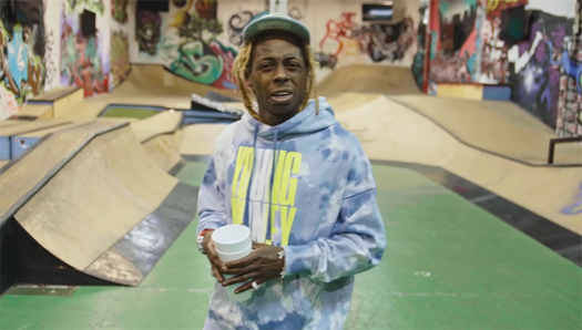 Lil Wayne Plays A Game Of Never Have I Ever With American Eagle