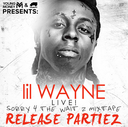 Lil Wayne Announces Dates & Locations For His Release Partiez Nightclub Tour