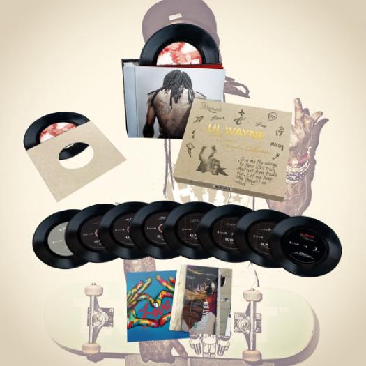Lil Wayne To Release Tha Carter Collection Vinyl Box Set