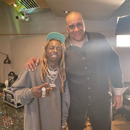 Lil Wayne Reveals To A Fan His Funeral Album Has Been Pushed Back To February 2020