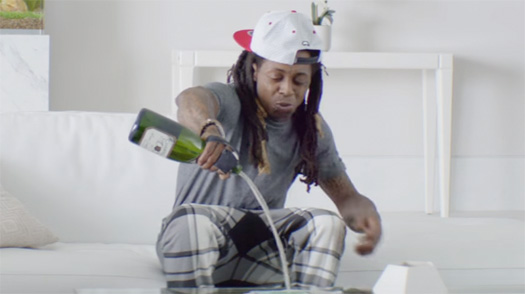 Lil Wayne Reveals Why He Worked With Samsung On Their Champagne Calls Commercial & More