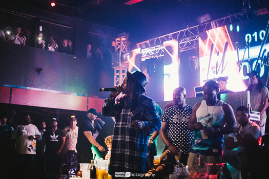 Pictures Of Lil Wayne Performing Live At Revolution Live In Fort Lauderdale Florida