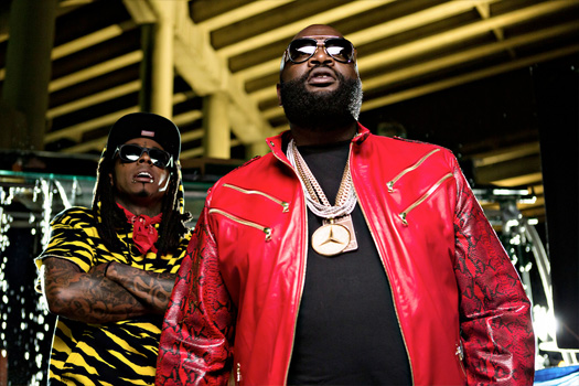 Rick Ross Says He Never Told Lil Wayne & Pusha T They Would Be On The Same Song Together