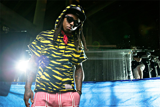 Behind The Scenes Photos From Rick Ross & Lil Wayne Thug Cry Video Shoot