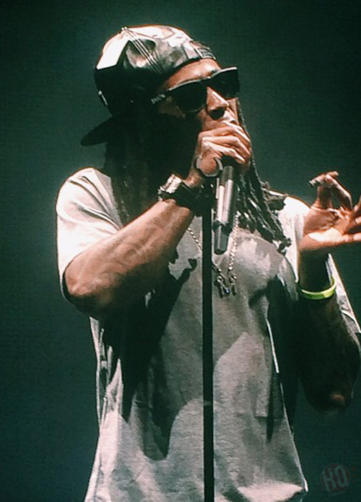 Lil Wayne & Drake Perform Live In Ridgefield Washington On Their Joint Tour