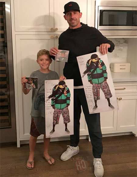 Lil Wayne Sends Kyle Shanahan Surprise Gifts For Naming His Son Carter After Him