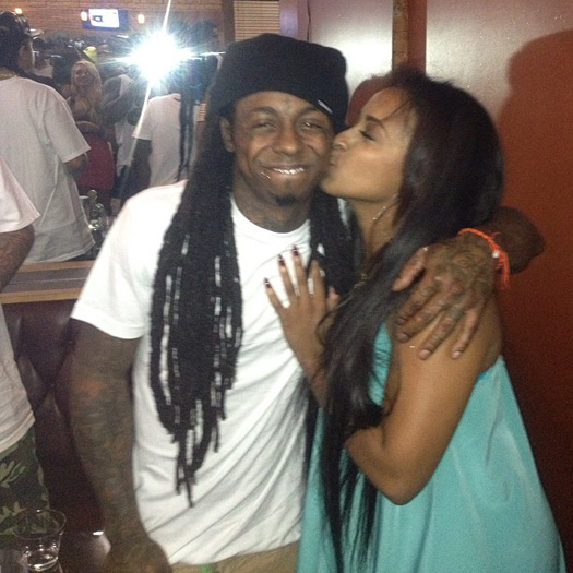 Lil Wayne Introduces Shanell 88 Keyz Project In An Interlude