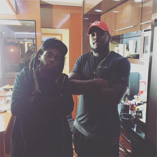 Lil Wayne Signs Reggie Northrup To His Young Money Sports Agency