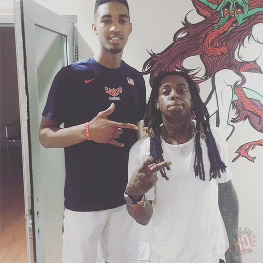 Lil Wayne Signs Terrance Ferguson To His Young Money Sports Agency