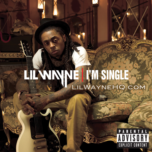 Lil Wayne Im Single Official Single Cover