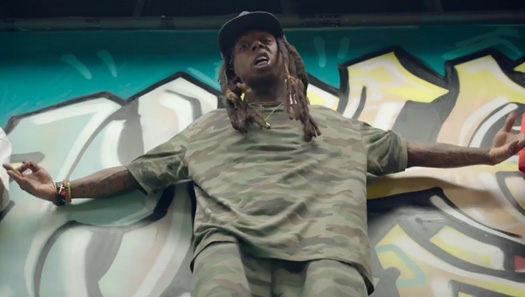 Lil Wayne Skate It Off Music Video