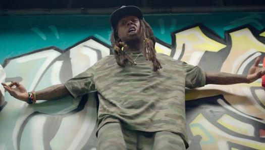Lil Wayne Skate It Off Music Video