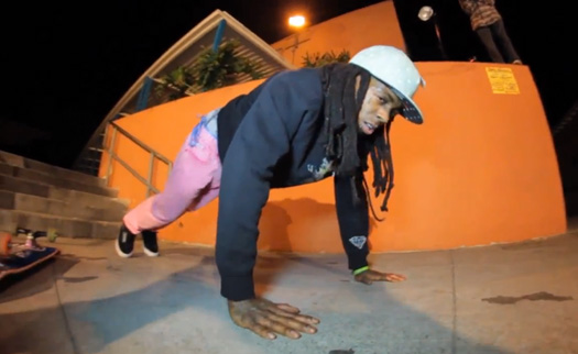Lil Wayne Goes Skating The Miami Streets, His Skate Park & Sings Thinkin About You