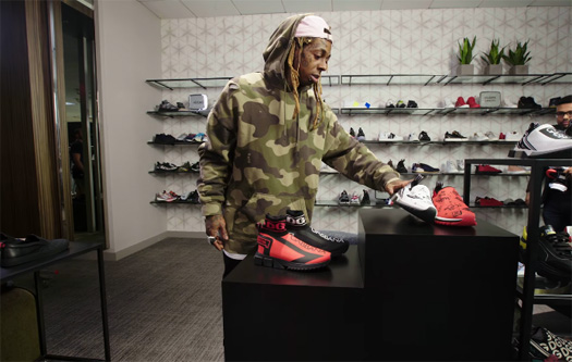 Lil Wayne Reveals Why His Deal With SUPRA Went Wrong During Sneaker Shopping