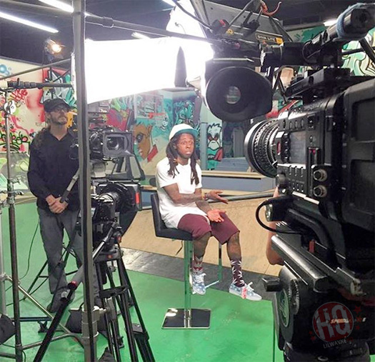 Lil Wayne Speaks On Michael Vick Influence In Hip-Hop For Bleacher Report Documentary