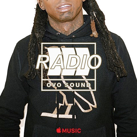 Lil Wayne Is A Special Guest On Episode 28 Of Drake OVO Sound Radio Show Today