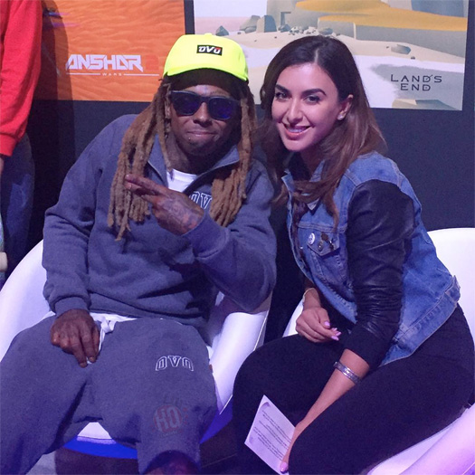 Lil Wayne Speaks On Sqvad Up, Skateboarding & Reveals What He Pours His Champagne On