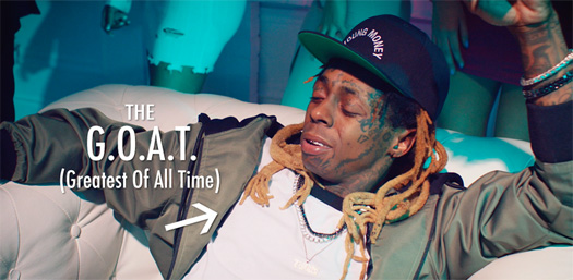 Lil Wayne Stars In Bumbu Rum's New Commercial With Goats