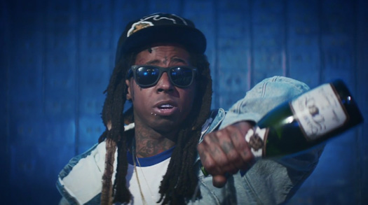 Lil Wayne Stars In A New Samsung Commercial For Their Galaxy S7 Phone