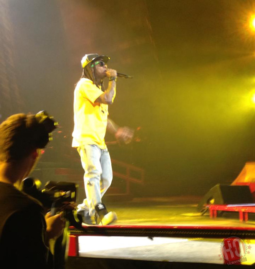 Lil Wayne Performs Live In Stockholm Sweden On His European Tour