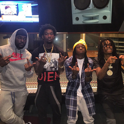 Migos Preview Their Fantastic Collaboration With Lil Wayne