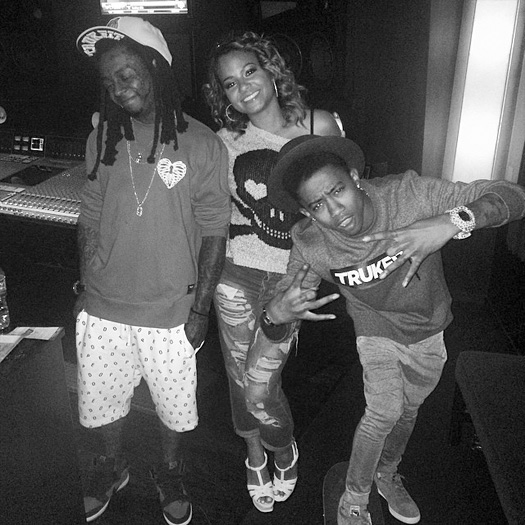 Christina Milian Speaks On Lil Wayne Start A Fire Single & Their Upcoming AMAs Performance