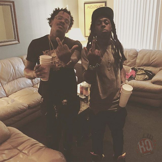 Lil Wayne Has Successful Surgery On His Elbow At The University Of Miami Hospital