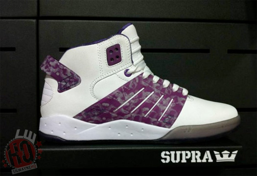 lil wayne collaborates with supra to release �vice pack