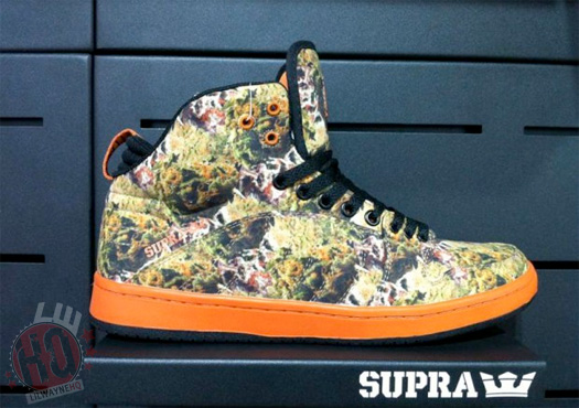 Lil Wayne Collaborates With SUPRA To Release Vice Pack Shoe Collection