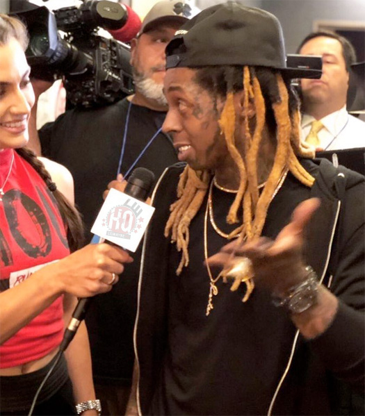 "Colorado Shooting Lil Wayne Video: Lil Wayne Takes The ""First Shot"" At The Warriors Vs"