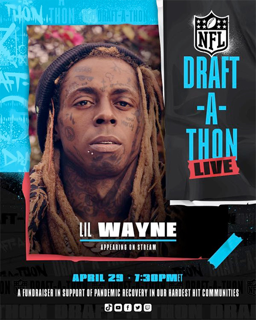 Lil Wayne Talks About The Recent Aaron Rodgers Reports, Getting Nervous For Shows & Planning To Film His Recording Process